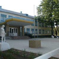 Казанковская гимназия, Казанка