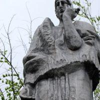Памятник воину освободителю в с. Казанка, Казанка