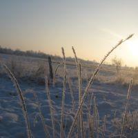 зима 2010-2011г., Казанка