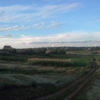 Дорога в балку, Казанка