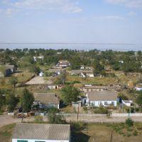 Вид на Васильевку, Кривое Озеро