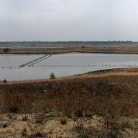 заброшенный солевой промысел, Кривое Озеро