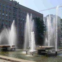 Николаев. фонтан.Nikolaev. Fountain, Николаев