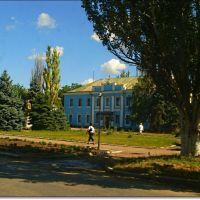 Новая Одесса. центр., Новая Одесса