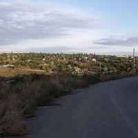 окраины  Новая Одесса, Новая Одесса