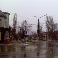 Перекрёсток., Новая Одесса