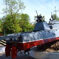 Очаков, торпедный катер Г-5.G-5 Soviet motor torpedo boat, Очаков
