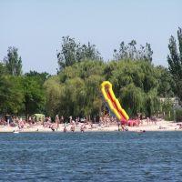 Городской пляж, Очаков