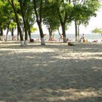 панорама міського пляжу, Очаков