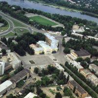 Pervomaysk_Centre_1, Первомайск