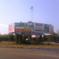Кольцо на мостах., Первомайск
