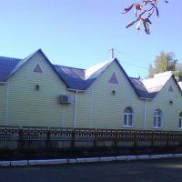 Домик., Первомайск