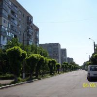 г. Первомайск. ул. Дзержинского., Первомайск
