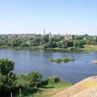 У Южного Буга., Первомайск