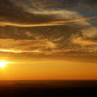 восход над бурсой, Снигиревка