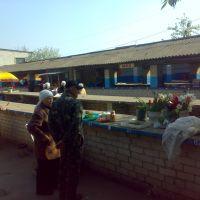Выходной день на рынке, Снигиревка