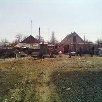 Двор с огорода, Снигиревка