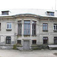 Административное здание, вид со двора, Снигиревка