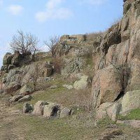 скалы, Южноукраинск