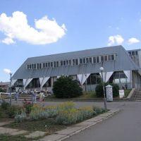 Крытый рынок, Южноукраинск