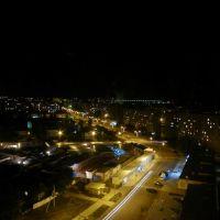 Ночной город, Южноукраинск