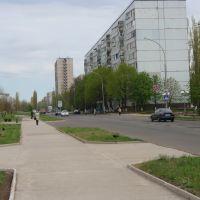 ул.Дружбы народов, Южноукраинск