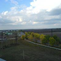 Вид с балкона, Южноукраинск