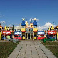Г. Южноукраинск.Детский городок., Южноукраинск