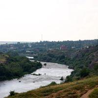Южный Буг., Южноукраинск