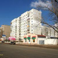 Высотки на ул. Школьной., Аккерман