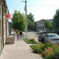Ananiv downtown, Ананьев