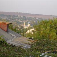 Вид на церковь. ( С переезда), Балта