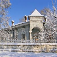 Дом Ярошевича. Зима., Белгород-Днестровский