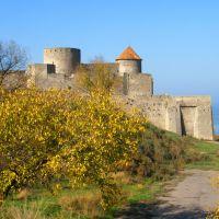 И крепость в золоте сияет., Белгород-Днестровский