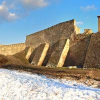 Fortress of Belgorod-Dnestrovskiy.Вид на башню Пушкина.Панорама., Белгород-Днестровский