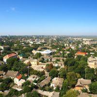Город с птичьего полета., Белгород-Днестровский