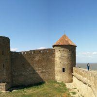Цитадель крепости, Белгород-Днестровский