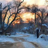Здесь солнце указывает направление - ул. Кишиневская..., Белгород-Днестровский