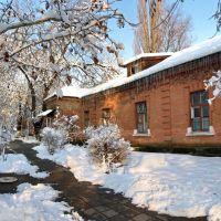 Историческое здание городской больницы., Белгород-Днестровский