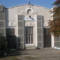 Железнодорожный вокзал, Березино