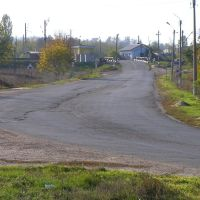 Дорога из Березовки на запад, Березовка