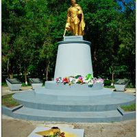 Памятник 43 подпольщикам г. Березовка, Березовка