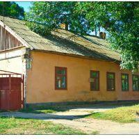 Історико-меморіальний будинок, де в березні 1920 р. знаходився штаб бригади Г.І. Котовського, Березовка