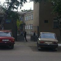 Ворота 2-ой школы, Березовка