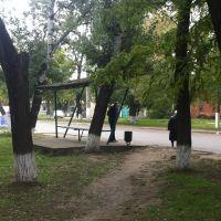 "Остановка ""Школа№2"", Березовка"