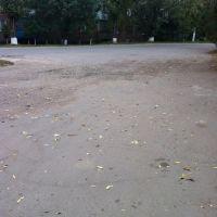 Выезд с автостанции, Березовка