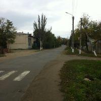 Дорога на ЦРБ, Березовка