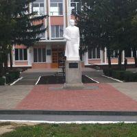 Памятник Т.Г. Шевченко, Березовка
