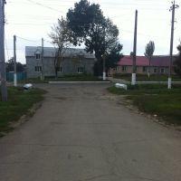 Выезд с Ул.Володарского на Ул. Пушкинскую, Березовка