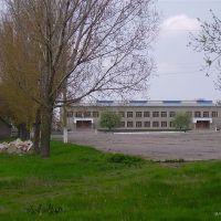 Вид на столовую 25ВДБр (217ПДП), Болград